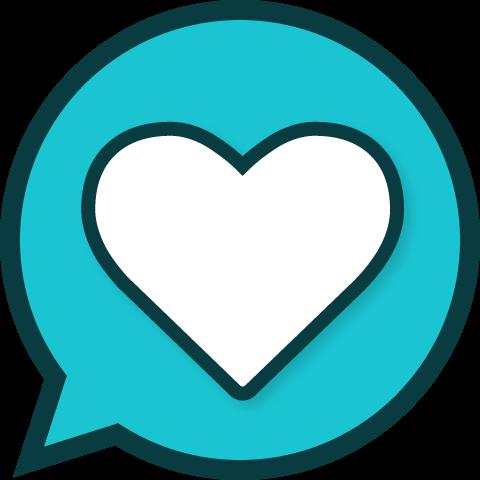 Logo OP DE LIEFDE